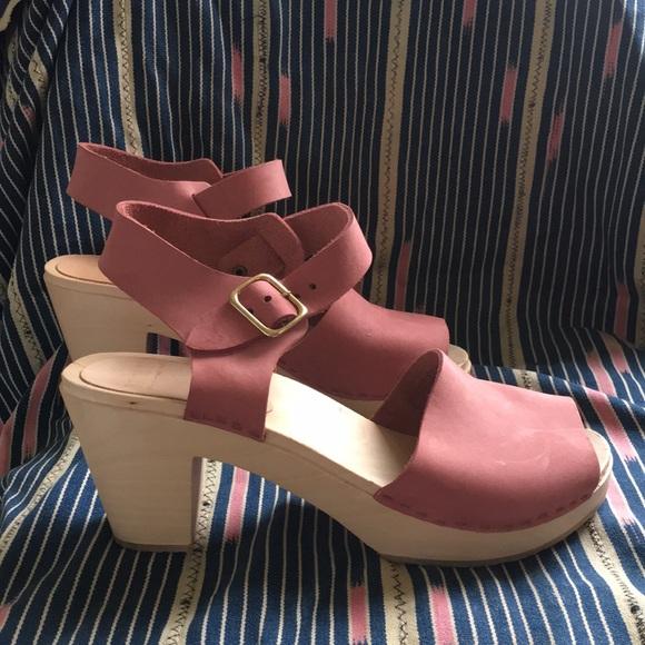 7ed01d58ee1 Bryr Clogs - Emma Spanish Toe, High Heel